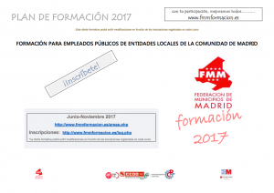 Plan FMM 2017